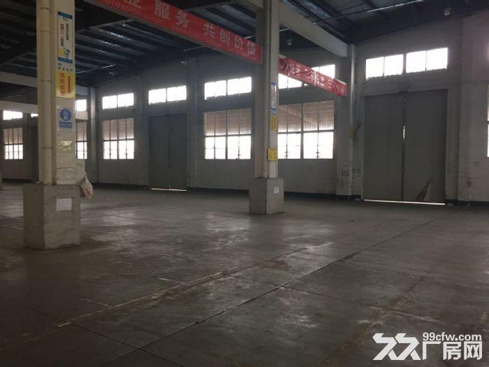 东西湖吴家物流园高台库仓库出租-图(2)