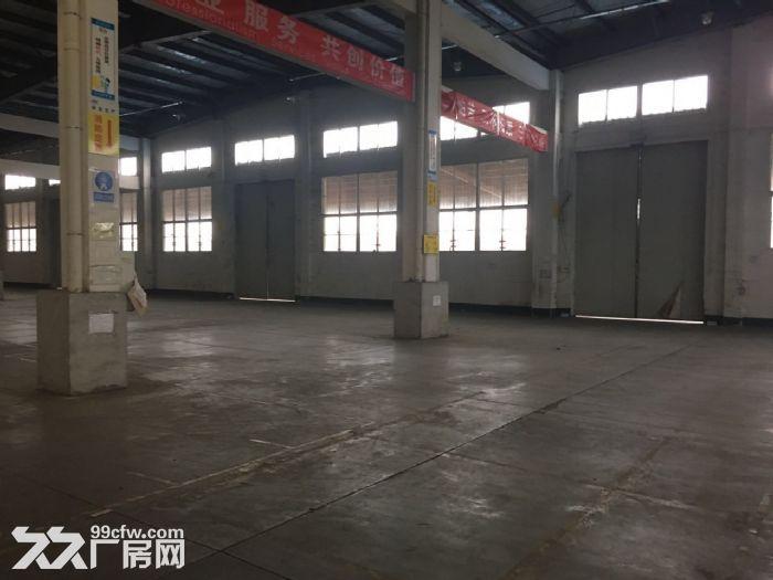 东西湖吴家物流园高台库仓库出租-图(8)