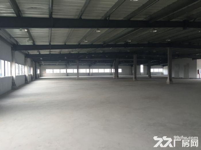 翔安大道旁边全新厂房仓库出租-图(1)