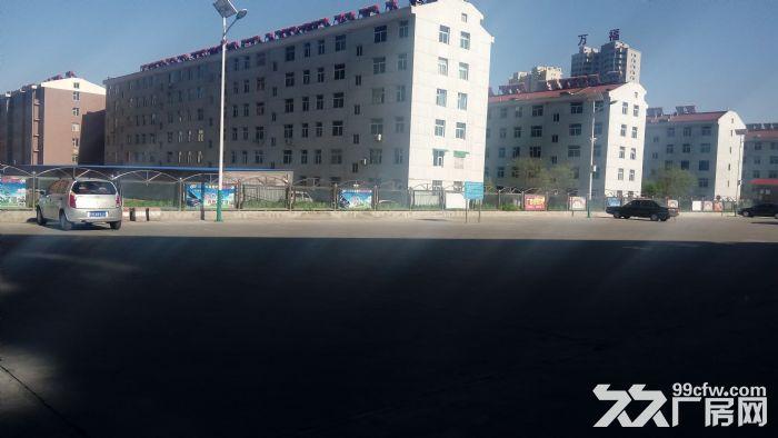忻州客运中心东侧临街土地低价出租-图(1)