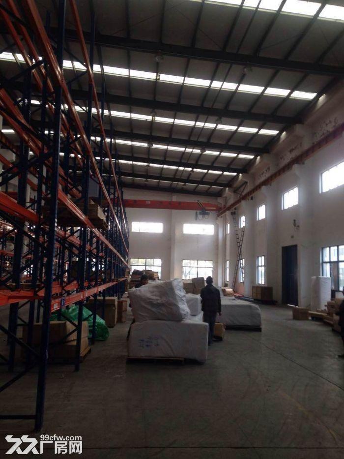 独栋单层厂房精装办公层高10米已架10吨行车周边配套完善-图(2)
