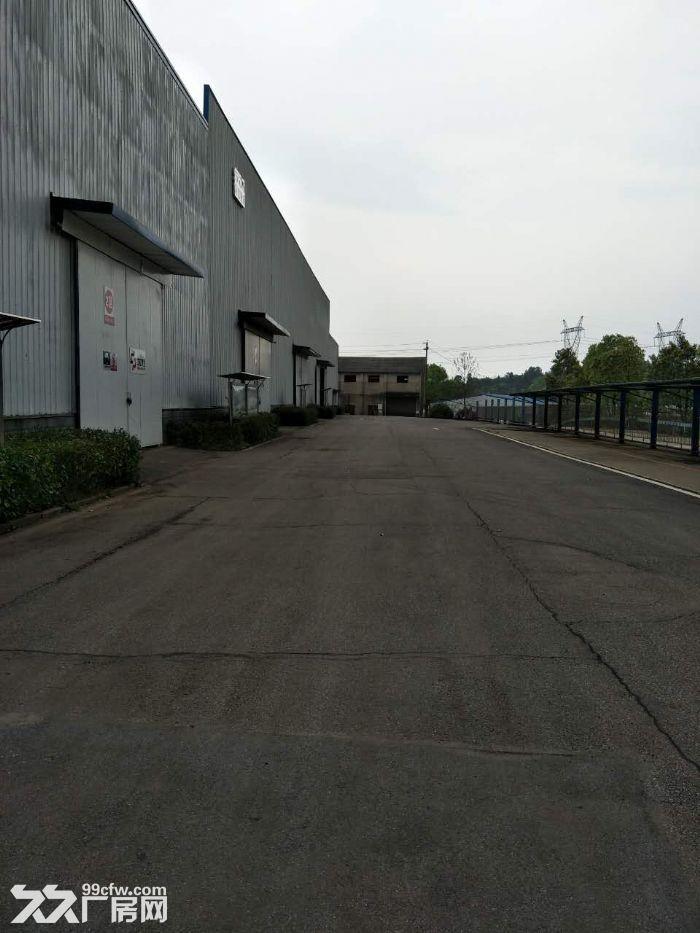 经济开发区标准钢架结构厂房-图(2)
