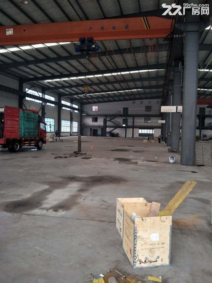 经济开发区标准钢架结构厂房-图(3)