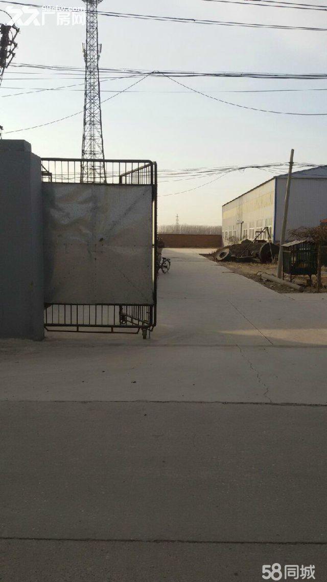 厂房出租有三项电、自备水井、5吨天车-图(2)