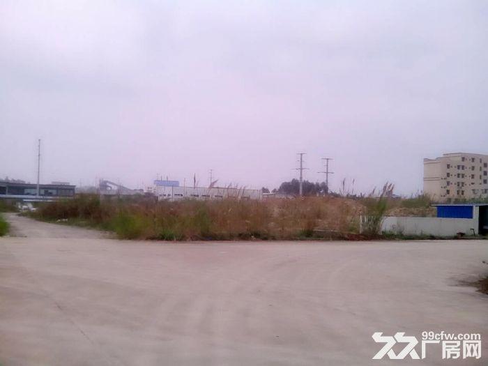 125亩工业用地大厂房仓库空地转让或出租,位置好,欢迎实地考察-图(2)