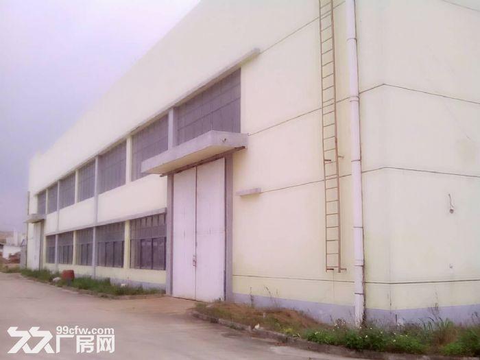 125亩工业用地大厂房仓库空地转让或出租,位置好,欢迎实地考察-图(4)