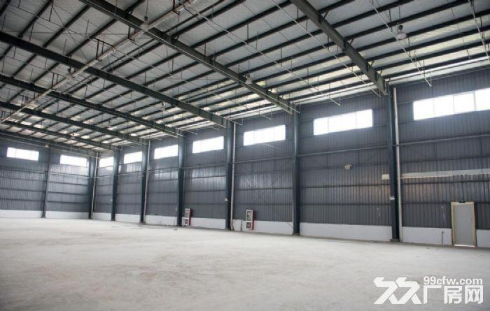 丙类二级高标准仓库厂房800到5500平米出租-图(3)