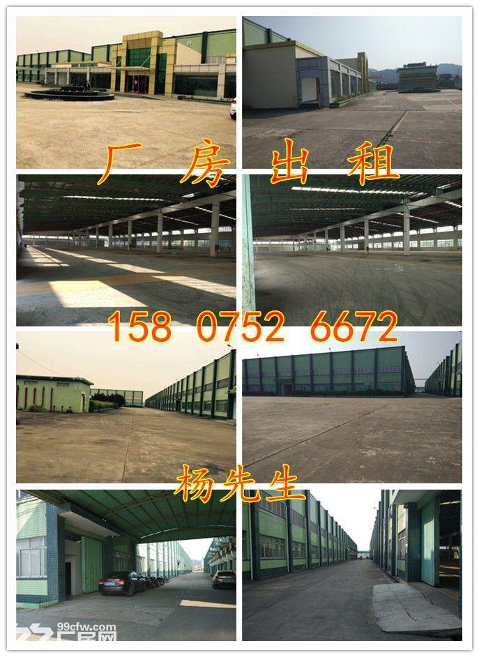 惠州市仲恺陈江附近单层厂房36000平米出租-图(2)