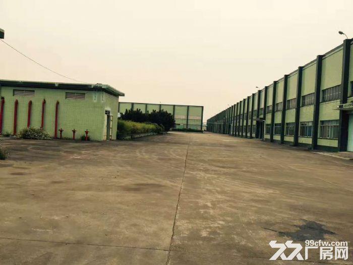 惠州市仲恺陈江附近单层厂房36000平米出租-图(4)
