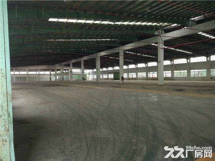 惠州市仲恺陈江附近单层厂房36000平米出租-图(5)