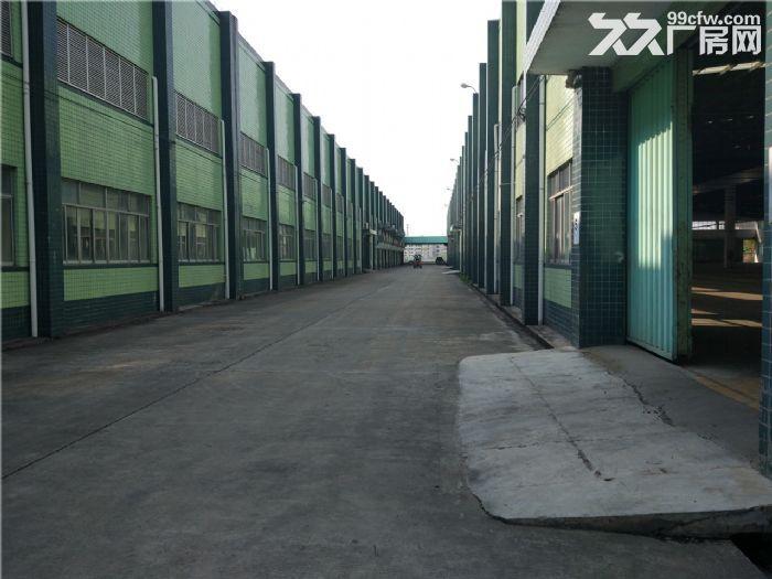 惠州市仲恺陈江附近单层厂房36000平米出租-图(7)