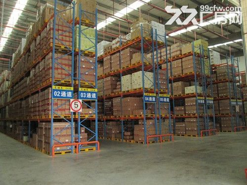忻州客运中心西侧现代化物流仓库长期对外承包-图(1)