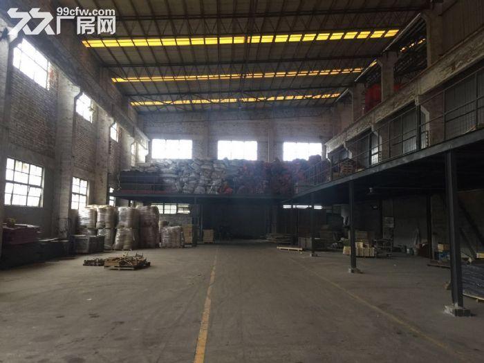 单层仓库,层高12米,大车可入库,带5吨行车。道路宽,价格低-图(2)