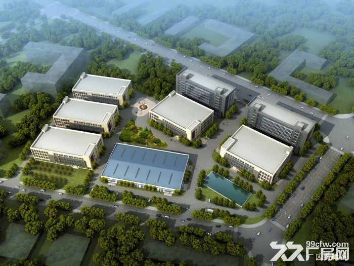 南谯新区大框架、多功能、多用途标准厂房对外热招-图(1)