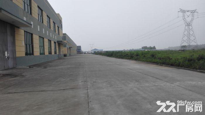 江宁出售50亩至200亩厂房和场地-图(2)