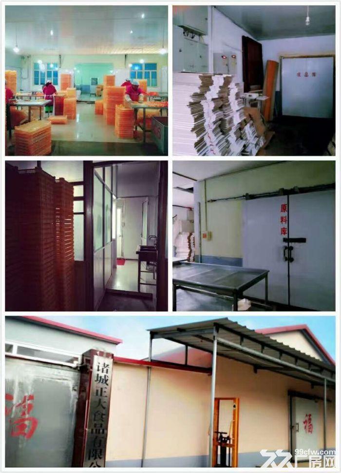 速冻食品加工厂房出租-图(1)