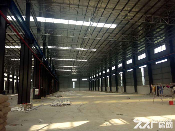 高明福湾工业区单层钢结构厂房出租-图(2)