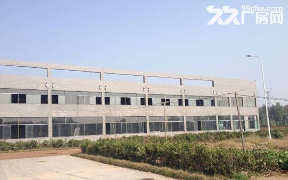 佛山三水区乐平20000平方米超靓独院厂房出租-图(1)