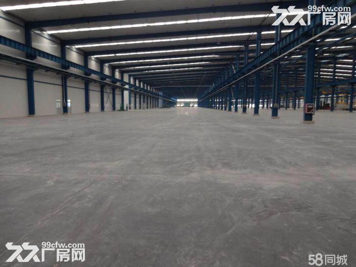 正规钢结构大型标准厂房出租-图(4)