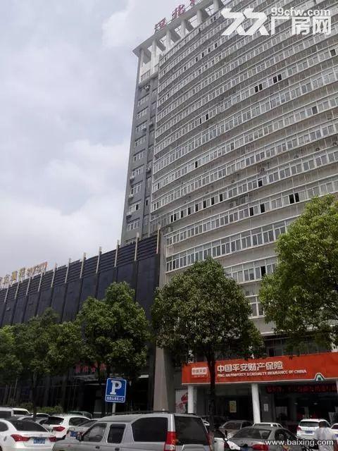 襄阳汉北科技孵化园全新精装创业孵化办公楼标准厂房对外出租-图(1)