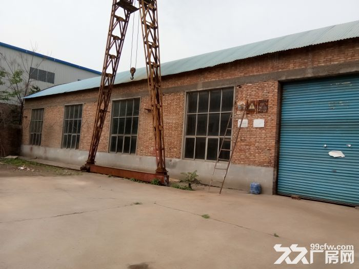 天津南路420平房厂房仓库独院带2层办公楼-图(1)