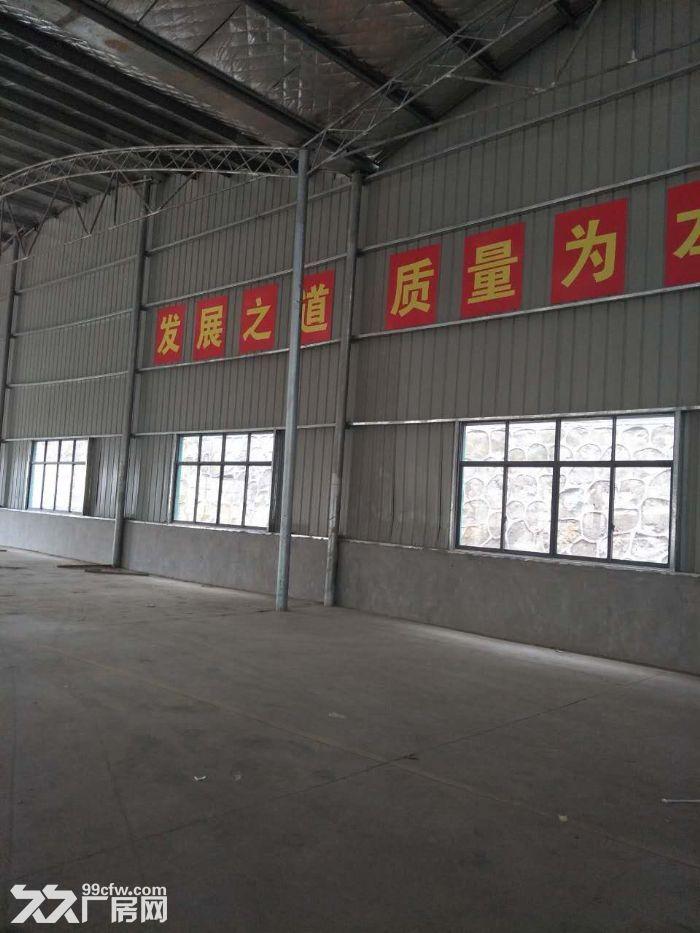 远大路优质钢架结构厂房出租