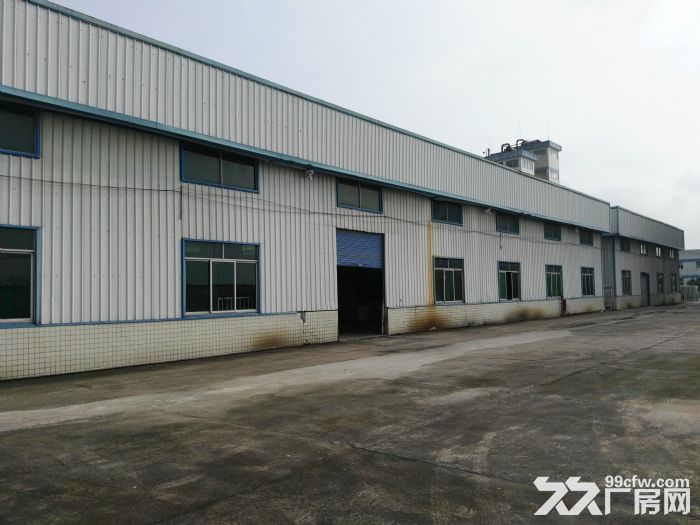 鼎湖全新钢结构厂房出租-图(2)