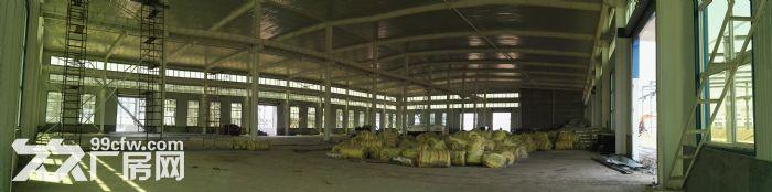 沧州厂房诚意招租−层高12米带天车全新独院独栋厂房带独立三层办公楼-图(3)