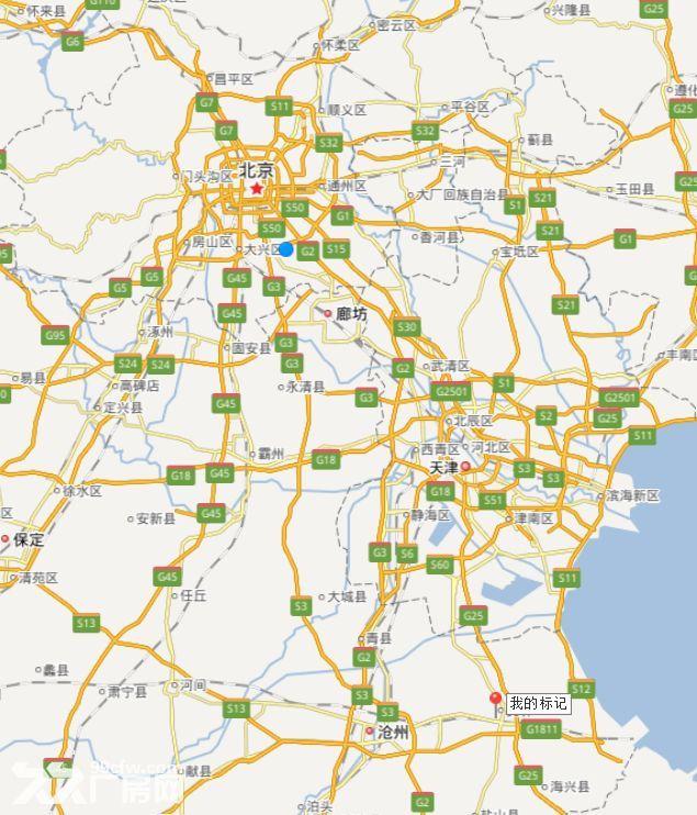 北京厂房招租层高12米带天车全新独院独栋厂房带独立三层办公楼-图(1)