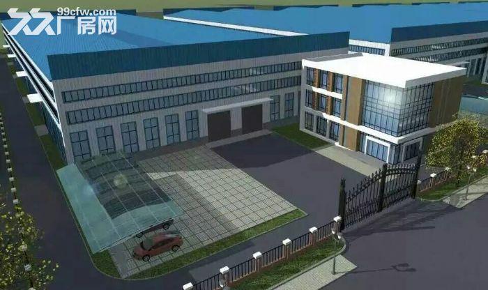 北京厂房招租层高12米带天车全新独院独栋厂房带独立三层办公楼-图(2)