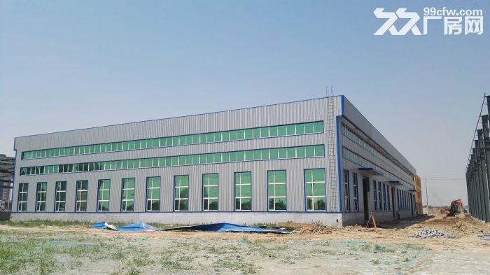 北京厂房招租层高12米带天车全新独院独栋厂房带独立三层办公楼-图(3)