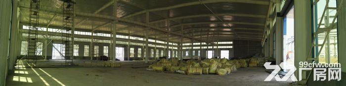 北京厂房招租层高12米带天车全新独院独栋厂房带独立三层办公楼-图(4)
