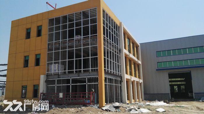 北京厂房招租层高12米带天车全新独院独栋厂房带独立三层办公楼-图(5)