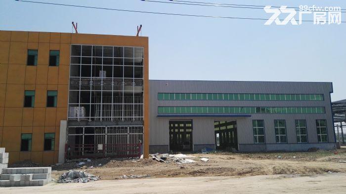 北京厂房招租层高12米带天车全新独院独栋厂房带独立三层办公楼-图(6)