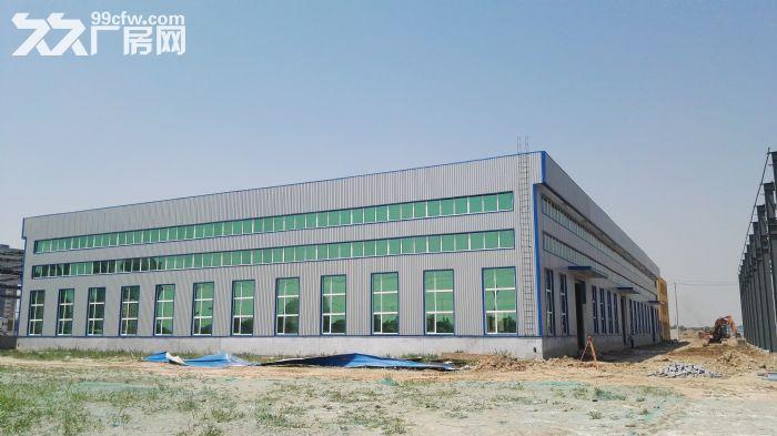 开发区周边厂房招租层高12米带天车全新独院独栋厂房带独立三层办公楼-图(3)