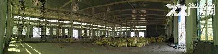 开发区周边厂房招租层高12米带天车全新独院独栋厂房带独立三层办公楼-图(4)