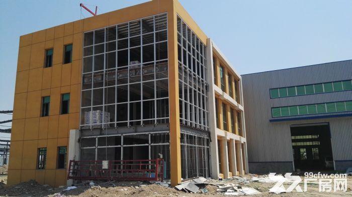 开发区周边厂房招租层高12米带天车全新独院独栋厂房带独立三层办公楼-图(5)