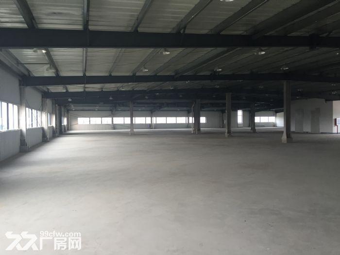 翔安大道边上离翔安高速路口3公里,全新仓库出租-图(1)