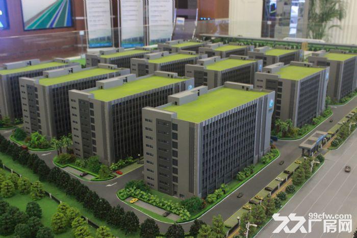 全新标准厂房首付低至90万有证有消防中山大型工业园厂房-图(1)