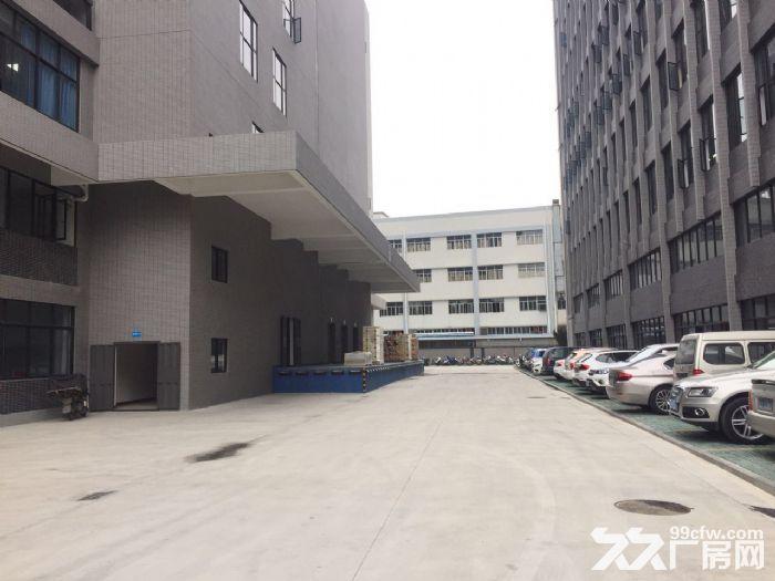 全新标准厂房首付低至90万有证有消防中山大型工业园厂房-图(4)