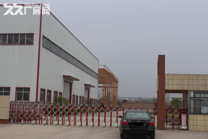 陕西宝鸡眉县霸王河工业园区50亩厂房出售租-图(1)