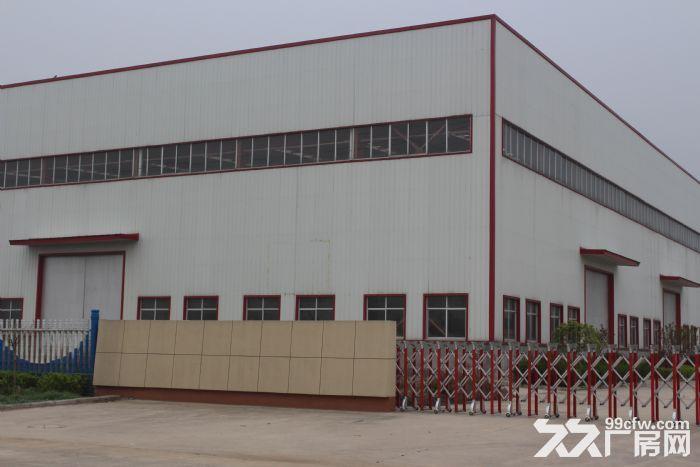 陕西宝鸡眉县霸王河工业园区50亩厂房出售租-图(2)