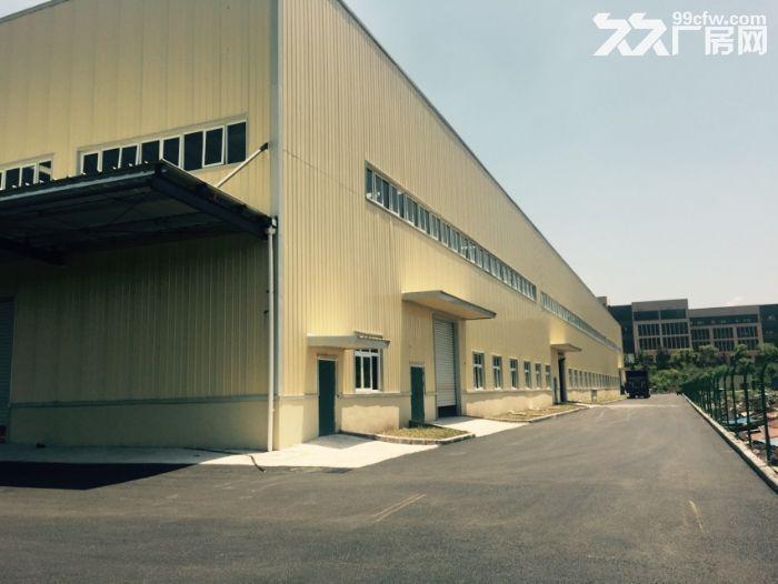 江北鱼嘴鱼复工业园62000平米标厂房可分租-图(1)