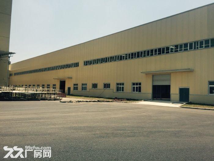 江北鱼嘴鱼复工业园62000平米标厂房可分租-图(2)