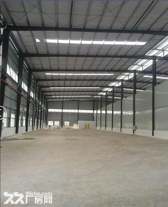 江北鱼嘴鱼复工业园62000平米标厂房可分租-图(5)