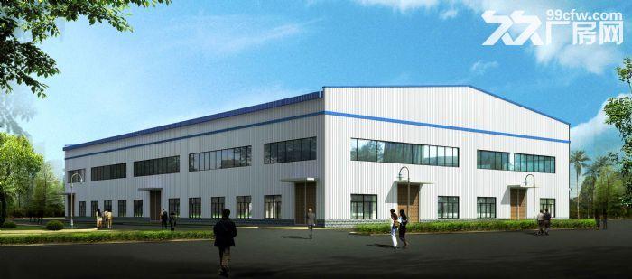 昌吉高新技术产业开发区厂房、库房出租,欢迎实地考察!!!-图(2)