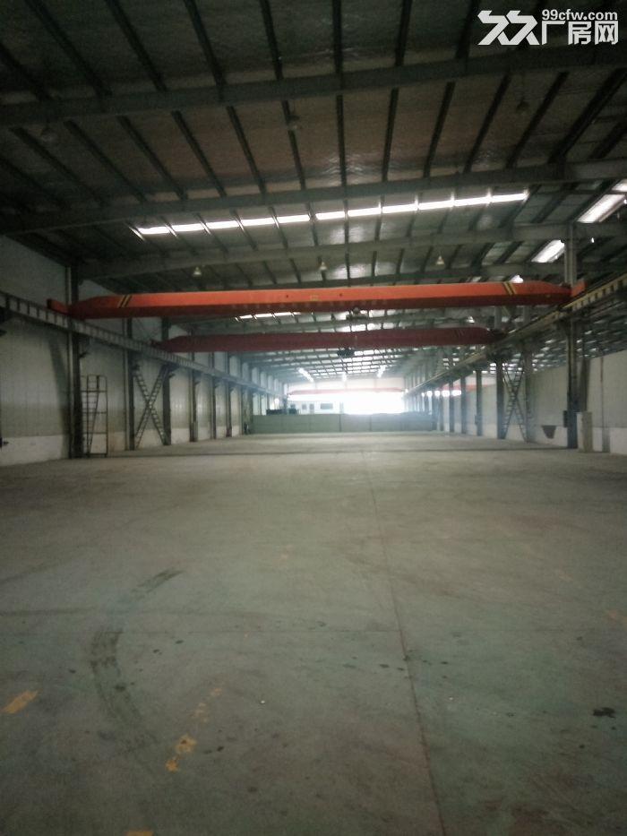 东部星城附近厂房1800平方,有行车办公室宿舍-图(1)
