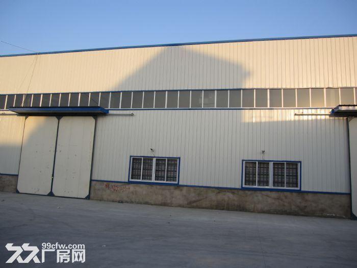 城北美的附近独栋厂房1900平方,有办公室宿舍-图(1)