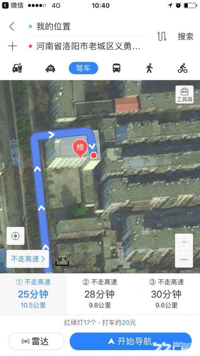 洛阳市老城区5000平房屋出租(出售)-图(7)