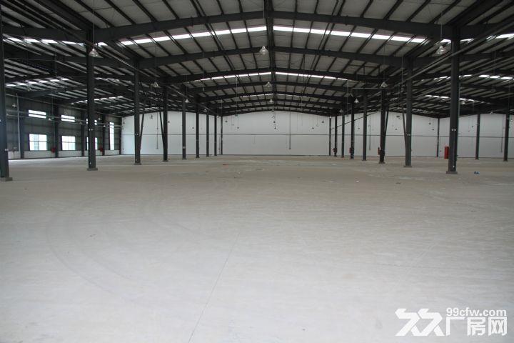全新优质厂房出租,水电气配套齐全,厂区规范宽敞,交通便利。-图(1)